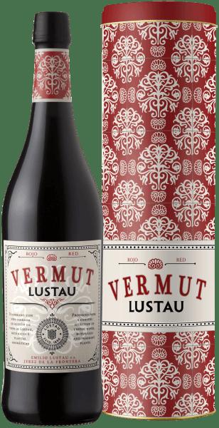 Vermut Rojo in GP - Emilio Lustau