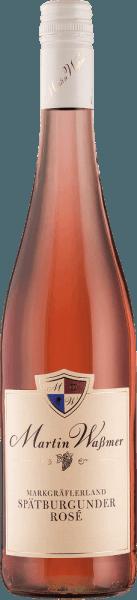 Markgräflerland Spätburgunder Rosé feinherb 2019 - Martin Waßmer