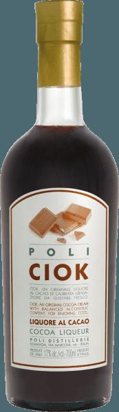 DerPoli Ciok Kakaolikör von Jacopo Poli ist ein cremiger Schokoladenlikör, der mit Poli Grappa verfeinert wird. Ein absoluter Genuss für alle Schokoladenfans. Im Glas präsentiert sich dieser Likör in einem kräftigen Schokoladenbraun. Das intensive Bouquet duftet herrlich nach dunklem Edelkakao und den typischen, feinen Aromen nach Poli Grappa. Am Gaumen geht es natürlich weiter mit üppiger, dunkler Schokolade. Die wundervoll cremige, sahnige Textur begleitet in den langen, anhaltenden Nachhall. Herstellung des Poli Ciok Kakaolikör Poli verwendet für diesen Cremelikör edle Zartbitterschokolade, melkfrische Milch und natürlich den hauseigenen Grappa, um daraus diesen köstlich cremigen, schokoladigen Likör zu zaubern. Servierempfehlung für denPoli Ciok Kakaolikör Jacopo Poli Am besten servieren Sie diesen Schokoladenlikör kühl zu Desserts - wie Eiscreme, Pudding oder Kuchen.