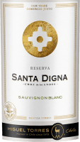 Náhled: Santa Digna Sauvignon Blanc Reserva 2019 - Miguel Torres Chile