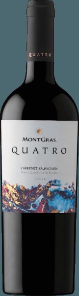 MontGras Quatro 2020 - Viña Montgras