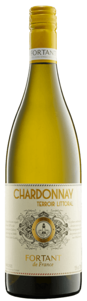 Terroir Littoral Chardonnay 2019 - Fortant de France