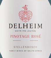 Náhled: Delheim Pinotage Rosé 2021 - Delheim