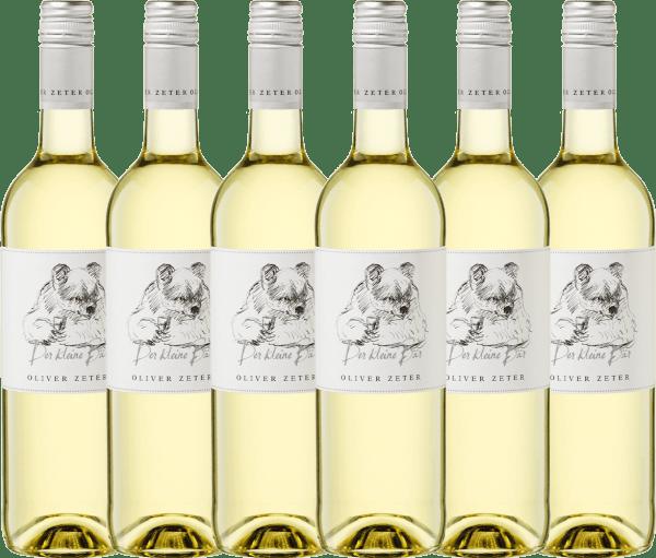 6er Vorteils-Weinpaket - Der kleine Bär Weiss 2020 - Oliver Zeter