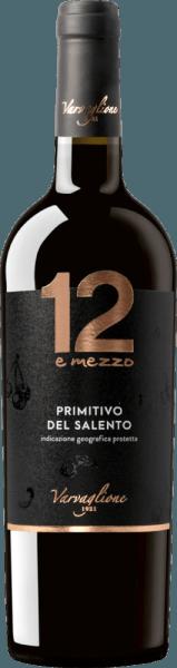 12 e Mezzo Primitivo del Salento IGP 2020 - Varvaglione