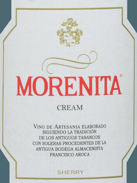 Der Morenita Cream von Emilio Hidalgo ist ein herrlich süßer Sherry aus den Rebsorte Palominon (70%) und Pedro Ximénez (30%). Im Glas offenbart sich in eine intensive Bernsteinfarbe mit goldenen Schimmern. Ein sauberes delikates Bouquet mit Anklängen von Karamell, getrockneten Früchten, nussigen Noten und Mokka bereichert die Nase. Weich und elegant legt sich dieser Sherry an den Gaumen und überzeugt mit seiner schön ausbalancierten Süße und einem zugleich leicht erfrischenden Geschmack. Das Finale besitzt eine angenehme Länge. Vinifikation des Hidalgo Morenita Cream Die von Hand gelesenen Trauben werden entrappt, sanft gepresst und der daraus entstandene Most temperaturkontrolliert im Edelstahltank vergoren. Im Anschluss wird der junge Wein abgezogen, aufgespritet und zur Reife in Fässer aus amerikanischer Eiche gelegt. Nach erfolgter Reife ohne Hefeflor wird der Wein ins traditionelle Solera-System geleitet, in welchem typgleiche Sherrys in übereinander gereihten Fässern ausgebaut werden. In den unteren Fässern (Solera) lagern hierbei die ältesten Weine, während in den oberen Reihen (Criaderas) die jüngsten Weine aufliegen. Der für den Verkauf bestimmte Sherry wird immer den unteren Fässern entnommen. Hierbei wird jedoch lediglich ein kleiner Teil (maximal ein Drittel) entnommen und der entnommene Teil sodann durch Sherry aus den oberen Reihen aufgefüllt. Das ganze Prinzip wird bis in die obersten Fässer fortgeführt, wo dem Sherry junger Wein, der Mosto, zugesetzt wird. Der unter oxidativem Einfluss entstandene Oloroso wird sodann mit einem natürsüßem Wein vermählt. Speiseempfehlung für den Morenita Cream Emilio Hidalgo Den Möglichkeiten des Genusses sind keine Grenzen gesetzt: So ist dieser süße Sherry aus Spanien sowohl zum pur Trinken als auch als Aperitif, als Begleiter zu Tapas & Canapés und als Dessertwein zu empfehlen.