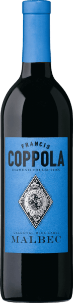Diamond Collection Celestial Blue Malbec 2018 - Francis Ford Coppola Winery