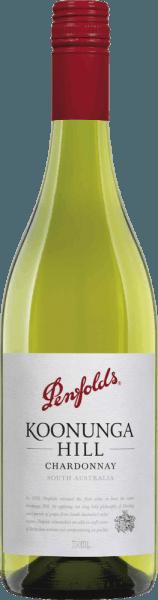 DerKoonunga Hill Chardonnay von Penfolds ist ein rebsortenreiner, zartcremiger Weißwein aus dem australischen Weinanbaugebiet South Australia. Im Glas leuchtet dieser Wein in einem hell-glänzenden Strohgelb mit glitzernden Reflexen. Das fruchtige Bouquet ist geprägt von saftigen, frischen Nektarinen. Dazu gesellen sich feine Eichenholznuancen und wundervolle Anklänge nach Sommerblüten-Honig. Mit saftiger Frucht nach Pfirsich und Melone überzeugt dieser australische Weißwein den Gaumen. Zartcremige Vanillenoten verbinden sich mit Noten nach Malz zu einer herrlich würzig-fruchtigen Aromatik. Der Körper besitzt Tiefe und Komplexität, die von einer feinen Säure und dem langen, frischen Nachhall perfekt untermalt wird. Vinifikation des Penfolds Chardonnay Koonunga Hills Die Chardonnay-Trauben für diesen Weißwein wachsen vorwiegend in Barossa Valley und Adelaide Hills. Nach der Lese der Beeren werden diese im Weingut von Penfolds in Fässern aus französischer Eiche vergoren. Nach abgeschlossenem Gärprozess verbleibt dieser Wein in den Holzfässern und reift auf den Feinhefen. Speiseempfehlung für den Koonunga Hills Penfolds Chardonnay Genießen Sie diesen trockenen Weißwein aus Australien zu leichten Vorspeisen, knackigen Salaten mit Putenbrust oder auch zu pochierten Fisch. Aber auch als einladender Aperitif ist dieser Wein eine gute Wahl.