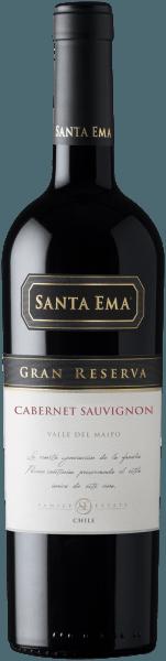 Cabernet Sauvignon Reserva Valle del Maipo DO 2018 - Santa Ema
