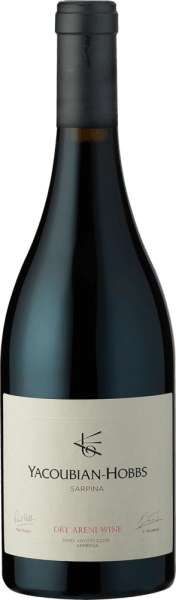 Sarpina Dry Areni Wine 2016 - Yacoubian-Hobbs