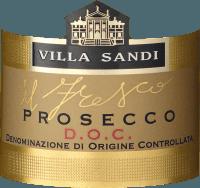 Náhled: il Fresco Prosecco Spumante Brut DOC 0,2 l Piccolo - Villa Sandi