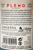 Náhled: Pleno Rosado Navarra DO 2020 - Bodegas Agronavarra