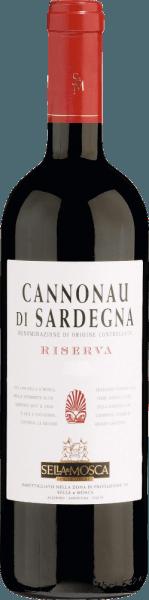 Cannonau di Sardegna Riserva DOC 2018 - Sella & Mosca