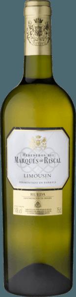 Limousin Reserva Rueda DO 2019 - Marqués de Riscal