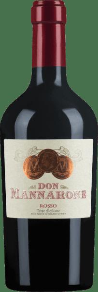 Don Mannarone Rosso Terre Siciliane IGT 2019 - Mánnara