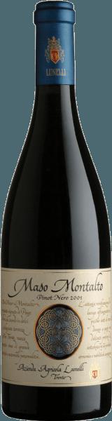 Tento čistý Pinot Nero zaujme charakteristickou intenzivní kyticí divokých bobulí. Maso Montalto Trentino Pinot Nero DOC od Azienda Agricola Lunelli hýčká s kořeněnou a harmonickou chutí s dřevěnými tóny a velkou udržitelností. Dokonale se sladí se smaženým masem, těstovinami, pečeným za studena a středně zralým sýrem.