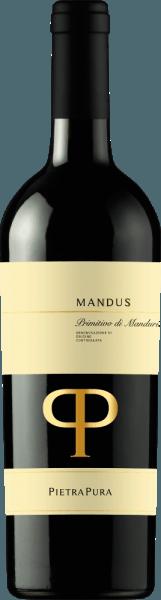 Mandus Primitivo di Manduria DOC 2019 - Pietra Pura