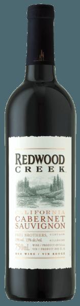 Cabernet Sauvignon Redwood Creek od Frei Brothers se prezentuje ve skle v tmavě rubínově červené a svádí vůní malin a ostružin, které jsou doprovázeny jemnou vanilkou. Toto kulaté a tělo objímající červené víno z Kalifornie je měkké na patře. Tóny kakaa a ostružinového džemu se proměňují v dlouhý finiš. Doporučení pro Cabernet Sauvignon Redwood Creek od Frei Brothers Vychutnejte si toto suché červené víno se steaky a žebírky nebo s tmavou pěnou au chocolat.