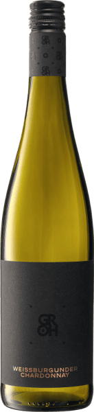 Grohsartig Weißburgunder Chardonnay 2020 - Groh