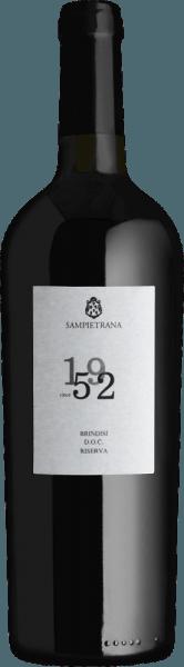 Since 1952 Brindisi Riserva DOC 2017 - Cantina Sampietrana