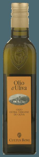 Olio extra vergine di Oliva Cultus Boni 0,5 l - Badia a Coltibuono