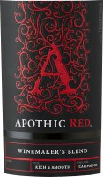 Náhled: Apothic Red 2019 - Apothic Wines