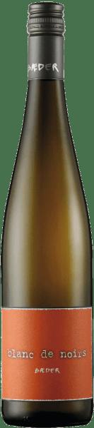 Spätburgunder Blanc de Noir 2020 - Weingut Bäder