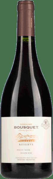 Reserve Pinot Noir Tupungato Bio 2019 - Domaine Bousquet