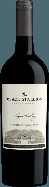 Cabernet Sauvignon 2017 - Black Stallion Estate